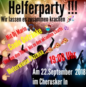 Helferparty